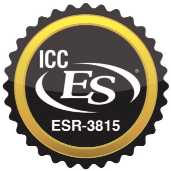 ICC ES ESR-3815