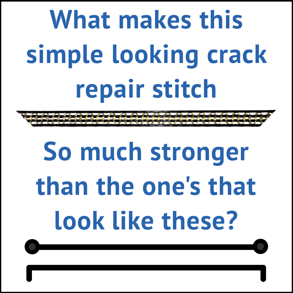 Why the Grid Stitch Outperforms the Competition
